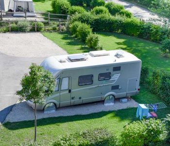 camping car emplacement ain