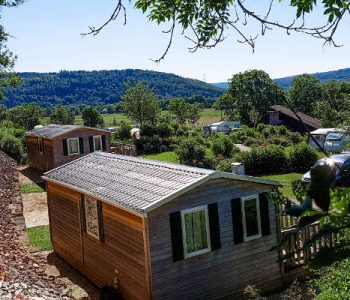 mobil-homes camping Ain